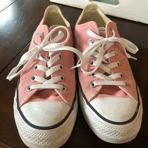 Shoes - Pink Converse